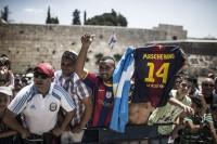 Il Barcellona in Israele e Palestina