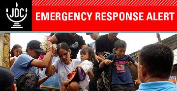 """Solidarietà - Filippine, Joint in prima linea <br> """"Il nostro aiuto e il nostro grazie"""""""
