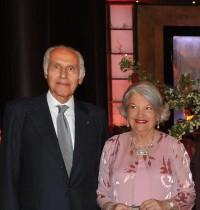 Piero e Denise Cassuto