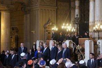 Qui Roma – Chanukkah con Letta e Netanyahu