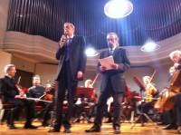 Piero Fassino - Giorno della Memoria Torino Conservatorio