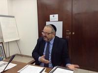 rav Alfonso Arbib - legge ebraica e informazione