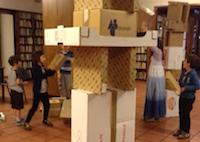 DafDaf lab - Torre di babele Giuntina