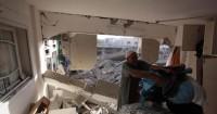 Bombardemanti continui su Gaza-