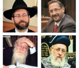 rabbini contro l'odio - PE 08-14