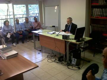 Collegio Rabbinico, al via le lezioni