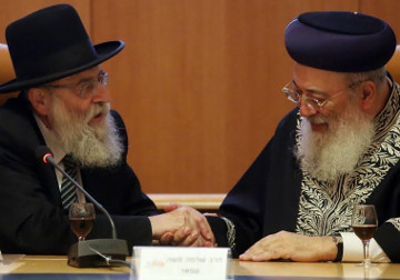Gerusalemme, eletti i nuovi rabbini capo