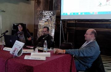 Qui Lucca - Tra fumetto e identità