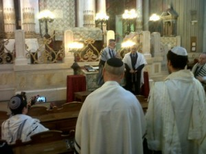 Roma sinagoga thumb