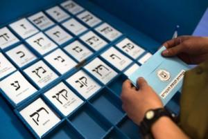 israel elezioni