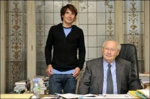 Serge et Arno Klarsfeld