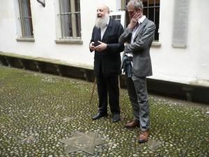 Elio Carmi e Antonio Mondino