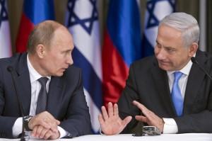 netanyahu-and-putin