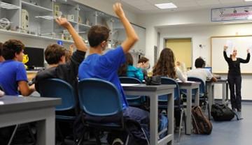Israele, ritorno sui banchi di scuola