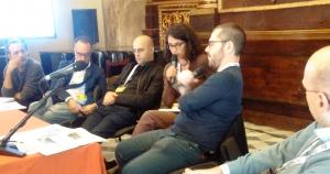 Lucca - comics&Jews Hanuka e Lavie