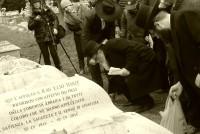 Hillulà tomba Rav Elio Toaff 21 feb 2016