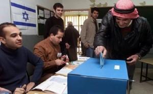 arabi israeliani al voto