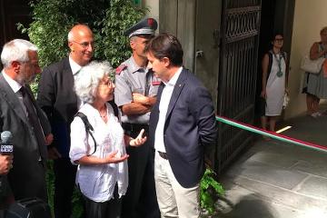 Firenze, 72 anni di libertà