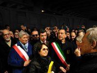 Milano marcia memoriale