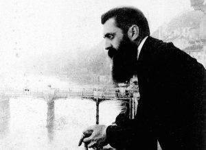 Herzl-balcony