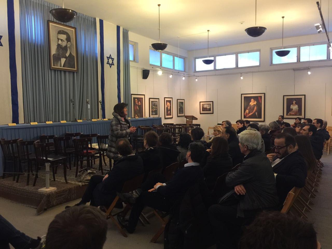 In viaggio per conoscere israele la visita dei for Parlamentari italiani