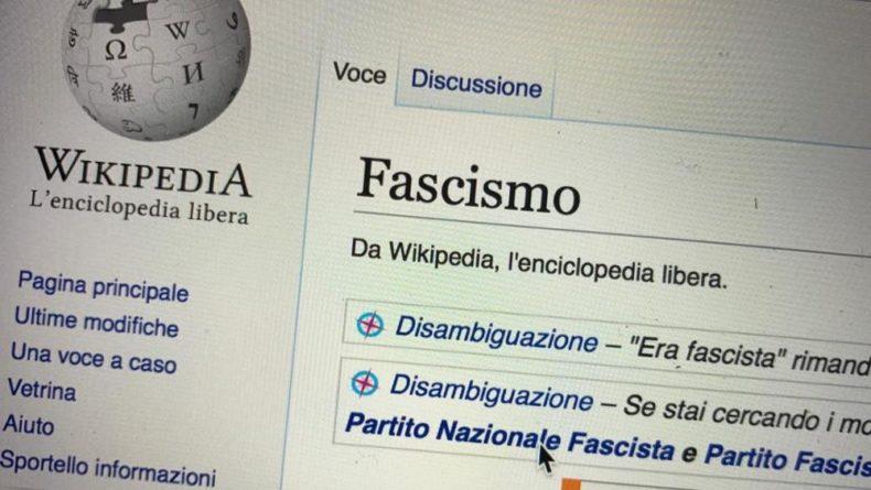 fascismo wiki