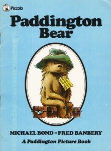 DD 52 paddington libro cover