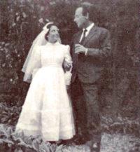 Paola e Giorgio Bassani
