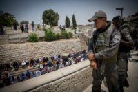 Police-Guard-Jerusalem