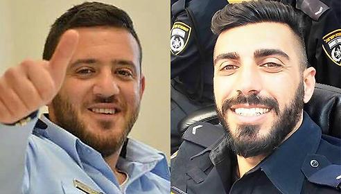 poliziotti israeliani