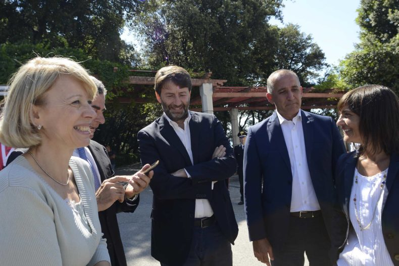 Miramare Contessa Serracchiani Franceschini