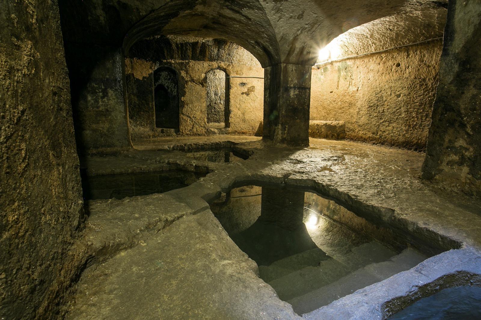 Siracusa - Il mikveh di Ortigia, traccia di un passato ebraico - Moked