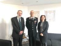 Visita Comandante Generale - Comunità Ebraica