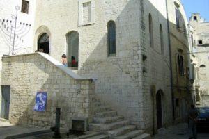 sinagoga trani