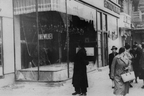 GERMANY KRISTALLNACHT