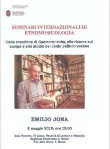 seminario Jona domani