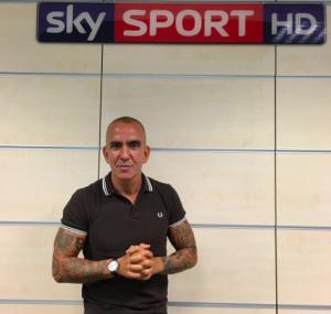Italian Soccer Commentator Suspended from TV Role over Mussolini Tattoo - Pagine Ebraiche International