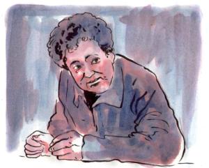 Georges Bensoussan by Giorgio Albertini