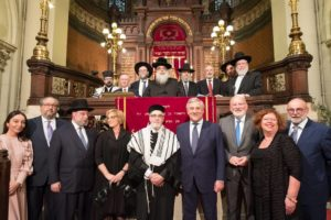 tajani conference european rabbis
