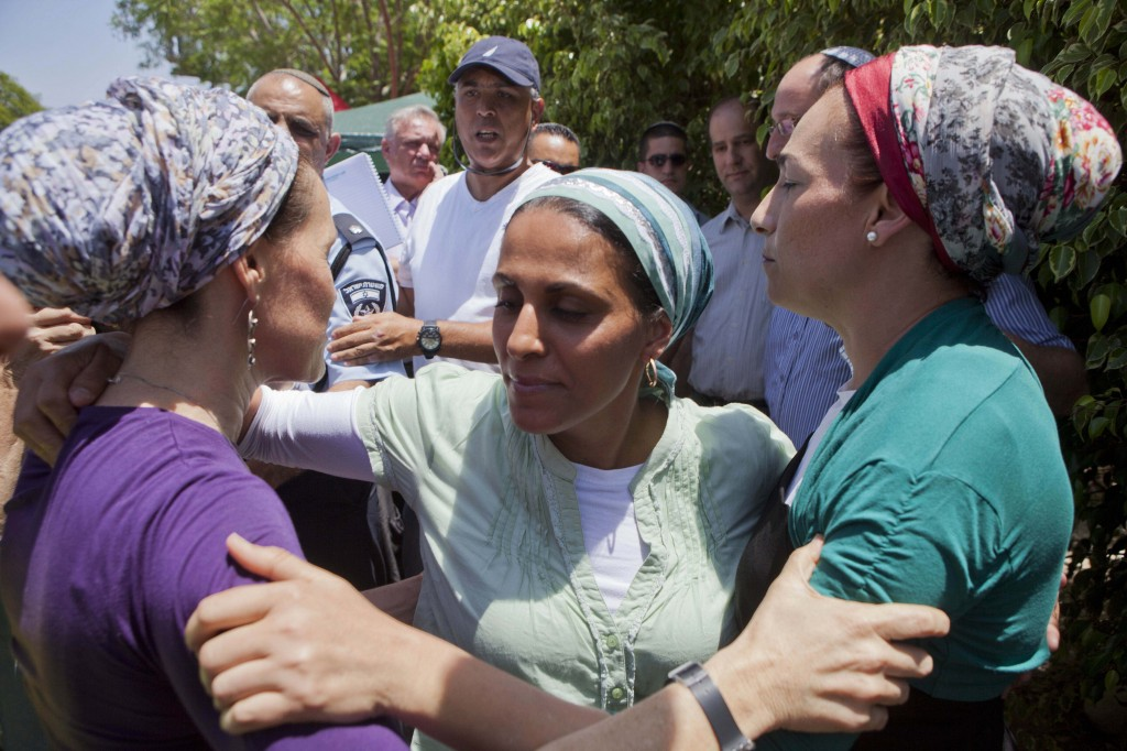 Rachel Frenkel, Iris Yifrah, Bat Galim Shaar,
